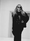 . Agata Najsznerska modeling Paryż1990