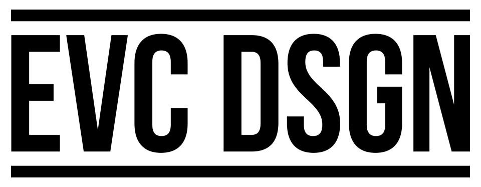 EVC DSGN logotyp
