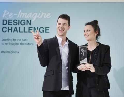 Konkurs C&A Re-Imagine Design Challenge 2014